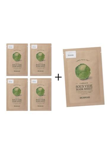 Skinfood Cabbage Sous Vide 5 li Avantaj Paketi Renksiz